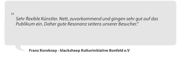 Referenz Blacksheep